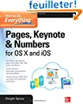 How to Do Everything Pages, Keynote &...