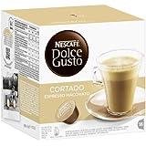 Nescafé Dolce Gusto Cortado Espresso Macchiato, 3er Pack (48 Kapseln)
