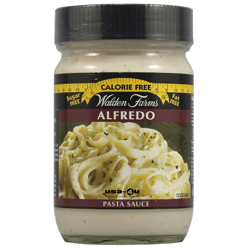Walden Farms Alfredo Pasta Sauce 340 g