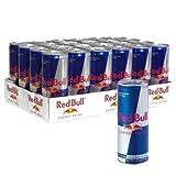 Muskelaufbaumittel - Red Bull Energy Drink 24er Tray (24 x 250ml) incl. Pfand