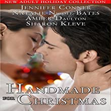 Handmade for Christmas Collection (       UNABRIDGED) by Jennifer Conner, Natalie-Nicole Bates, Amber Daulton, Sharon Kleve Narrated by Bailey Varness