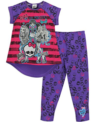 Monster High Girls' Monster High Pajamas