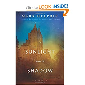 Mark Helprin Delights 'In Sunlight and in Shadow'