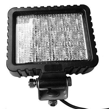 2X High Quality 9-48V 6000K 72W High Power 24LED Working Spot Light Bar Lamp