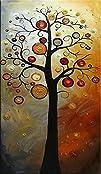 Wieco Art – Tree of Life Modern Abstr…