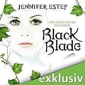 Black Blade: Das eisige Feuer der Magie (Black Blade 1) | Jennifer Estep