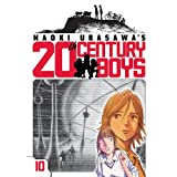 20th Century Boys 10par Naoki Urasawa