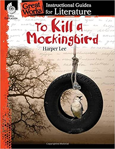 To Kill A Mockingbird Barrons Book Notes Harper Lee