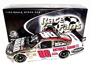AUTOGRAPHED 2008 Dale Earnhardt Jr. #88 National Guard Racing GUNMETAL FINISH Action... by Trackside Autographs