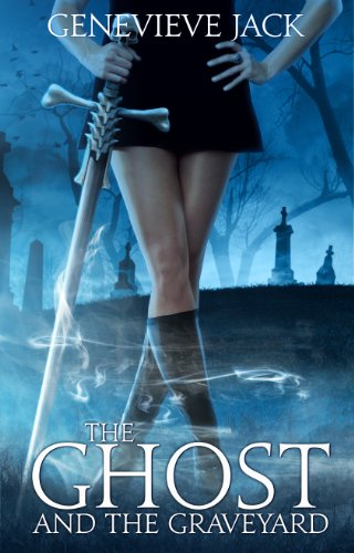 The Ghost and The Graveyard (Knight Games Book 1) | freekindlefinds.blogspot.com