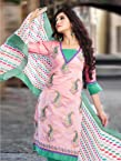 SILKY RESHAM WORK FANCY DUPATTA -4