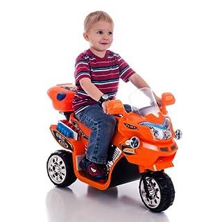 Lil' Rider FX 3 Wheel Battery Powered Bike, Orange