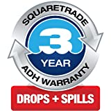 SquareTrade 3-Year Computer Warranty Plus Accident Protection (Computer $1000-1250)