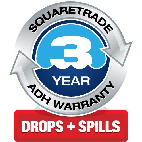 SquareTrade 3-Year Computer Warranty Plus Accident Protection (Computer $300-400)
