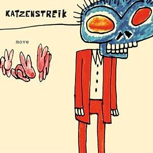 KATZENSTREIK - Move  CD