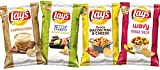 Lays Do Us A Flavor Finalist, Mixed Bundle, 37 Ounce (Pack of 4)