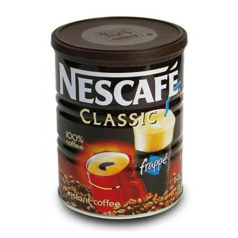Nescafe Classic Instant Greek Coffee , 7 Ounce Can, Garden, Lawn, Maintenance
