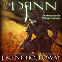 The Djinn (       UNABRIDGED) by J. Kent Holloway Narrated by Wayne Farrell