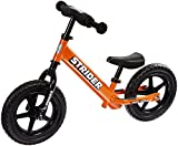 Strider ST-4 No-Pedal Balance Bike, Orange, One Size