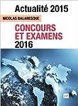 Actualit� 2015 : Concours et examens...