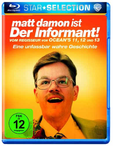 Der Informant! [Blu-ray]