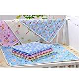 Baby And Toddler Waterproof Washable Diaper Changing Mat Pad Assorted Sizes S 34cm43cm