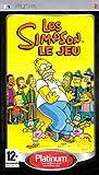 echange, troc Les Simpsons platinum