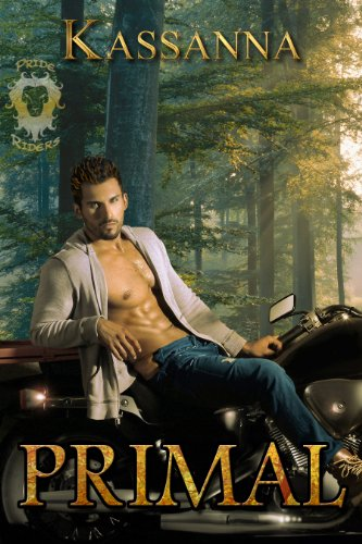 Primal (Pride Riders Book 2)