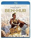 【初回限定生産】ベン・ハー 製作50周年記念リマスター版[Blu-ray/ブルーレイ]