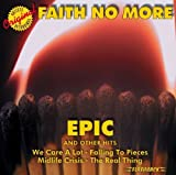 Epic & Other Hits by Faith No More (2005) Audio CD