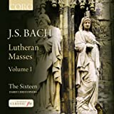 Bach: Lutheran Masses [The Sixteen, Harry Christophers] [Coro: COR16115]
