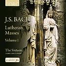 Bach: Lutheran Masses [The Sixteen, Harry Christophers] [Coro: COR16115]