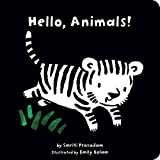 img - for Hello, Animals! (Black and White Sparklers) book / textbook / text book