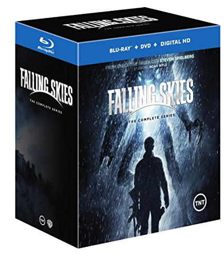 Falling Skies: The Complete Series [Blu-ray]