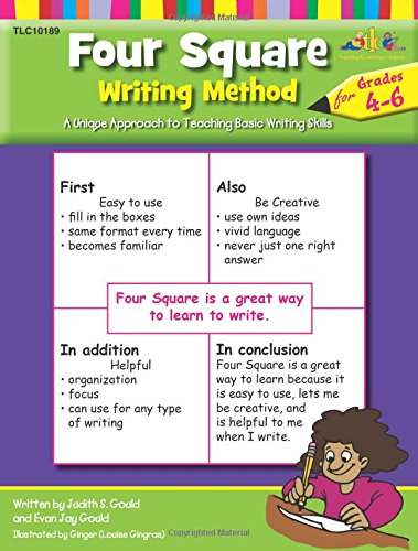 Four Square Writing Method: A Unique Approach to Teaching...