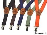 サスペンダー ジュニア ★CONVERSE(コンバース) 子供用サスペンダー 全5色 cv1001