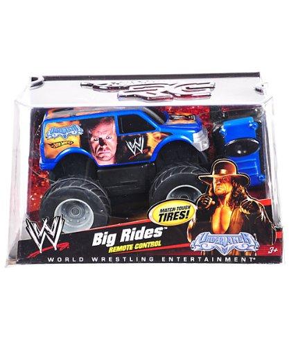 WWE The Undertaker - Hot Wheels Remote Control Truck