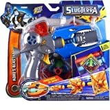Slugterra MINI [Entry] Blaster & Evo Dart Kords Blaster [Includes Code for Exclusive Game Items] by Slugterra Toys, Games & Dart Mini Action Figures