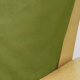 Poplin Olive Futon Cover Full 5pc Pillow set 914