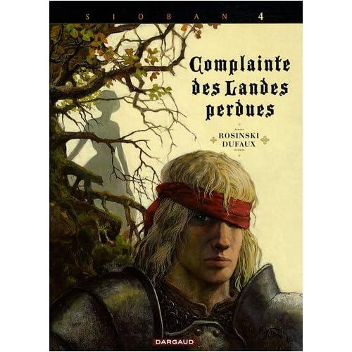 Dufaux/Rosinski - Kyle of Klanach - Complainte des Landes perdues (Sioban) T4 51vw8OnFKDL._SS500_