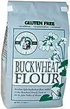 Bouchard Family Farms Gluten Free Acadian Light Buckwheat Flour, 3 lb Bag