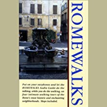 Romewalks (       ABRIDGED) by Anya Shetterly Narrated by Maria Tucci