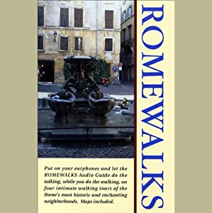 Romewalks Audiobook