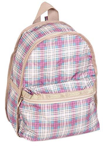 lesportsac-backpack-basic-hampton-plaid