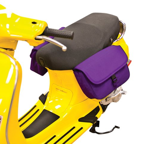 ScootR Logic SLSB-1 Saddlebag, Purple