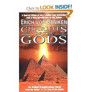 Chariots of the Gods - Erich von Daniken