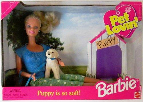 Pet Lovin' Barbie - 1
