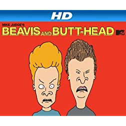 Beavis and Butthead [HD]