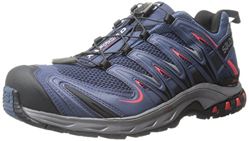 salomon-men-xa-pro-3d-trail-running-shoes-blue-slateblue-detroit-radiant-red-10-uk-44-2-3-eu