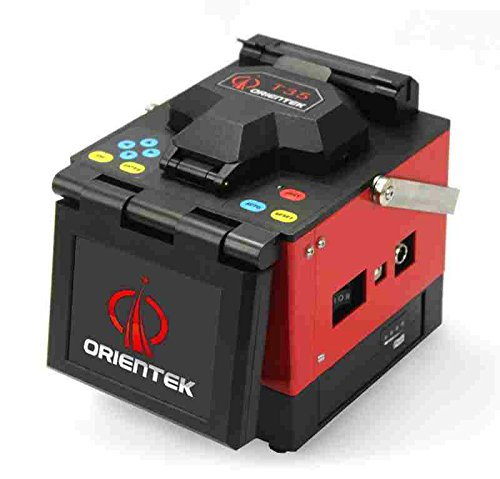orientek-t35-optica-fiber-fusion-splicer-kit-with-fiber-cleaver-free-shipping-by-dhl-tnt-express-in-